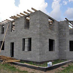 Проекты и стоимость постройки домов из арболитовых блоков