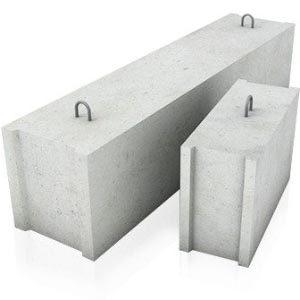 Блоки из бетона для фундамента