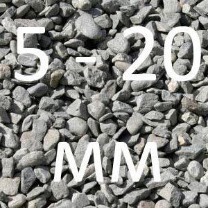 Щебень из гранита фракции 5-20 мм