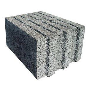 Характеристики и размеры блоков из керамзитобетона