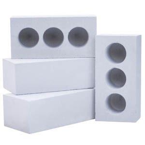 Характеристики и габариты силикатных белых кирпичей