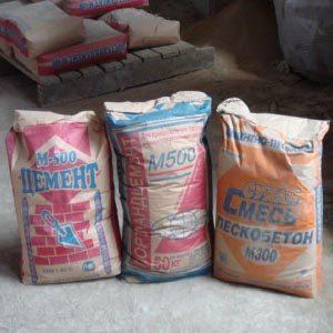 Разновидности и применение цементных составов