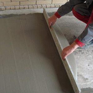 Марки и характеристики бетона — полная таблица