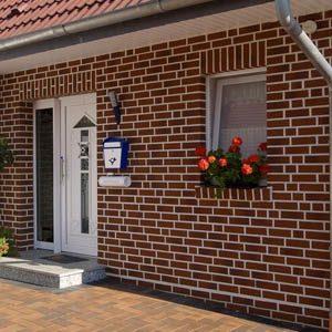 Разновидности облицовочных кирпичей для фасадов