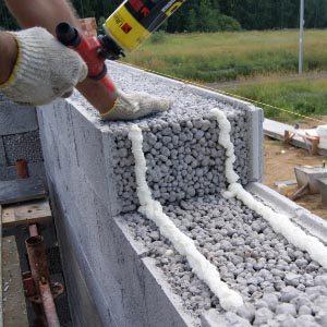 Простая инструкция по самостоятельной укладки керамзитоблоков