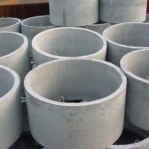 Колодезные кольца — таблицы размеров ЖБИ колец для колодцев
