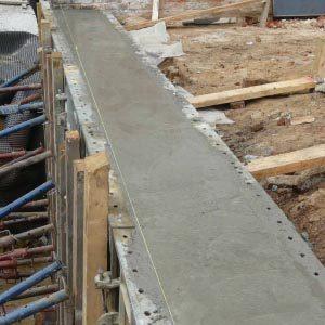 Пропорции компонентов бетонной смеси для фундамента