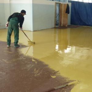 Обзор износостойких лакокрасочных составов для бетонных полов
