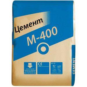 Использование цемента марки М400 — плотность, удельный вес, характеристики