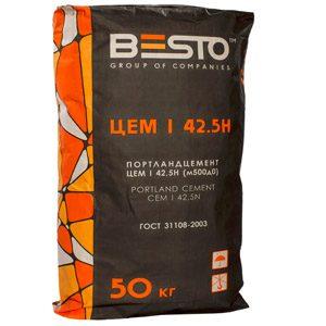 Стоимость одного мешка цемента весом 50 кг