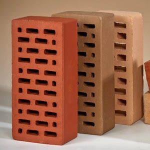Коэффициенты морозостойкости, теплоемкости и теплопроводности кирпича