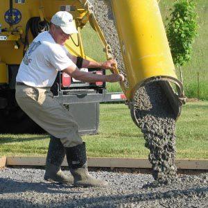 Стоимость бетонирования — заливка и укладка бетона