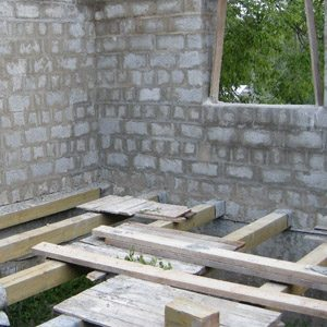 От проектирования дома из пенобетона до постройки под ключ