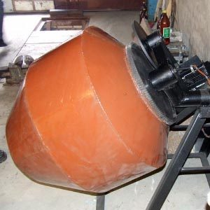Инструкция по самостоятельному изготовлению самодельного бетоносмесителя