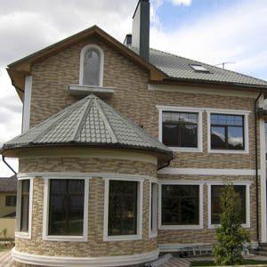 Обзор проектов загородных домов из кирпича до 200 кв.м