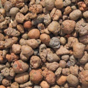 Как производится керамзит?
