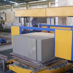 Технология изготовления блоков из газосиликата