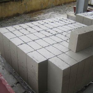 Как производятся пенобетонные блоки?