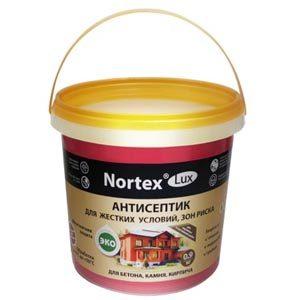 Обзор антисептической пропитки Nortex для бетонных поверхностей