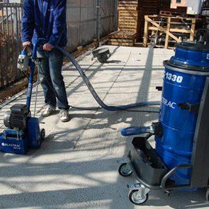Обзор строительных пылесосов для уборки полов от бетонной пыли