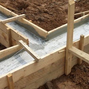 Рассчитываем нужное количество бетона для ленточного основания — онлайн-калькуляторы