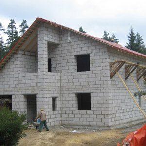Как рассчитать цену строительства дома из пенобетонных блоков?