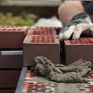 Приготовление кладочного раствора для кладки кирпичей