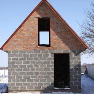 Как самому построить баню из пенобетонных блоков?