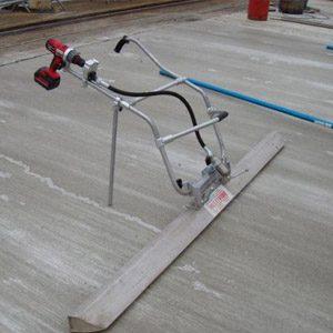 Как самому сделать виброрейку для уплотнения бетона?