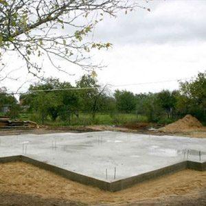 Как сделать монолитную фундаментную плиту своими силами?
