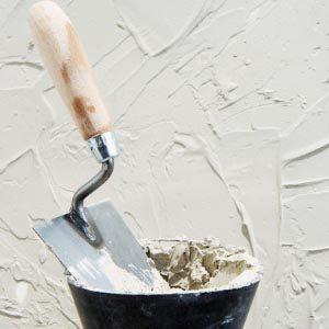 Как самому сделать штукатурку для декоративной отделки стен?
