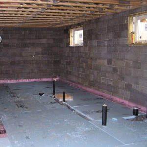 Как правильно сделать вытяжку в гараже с погребом?