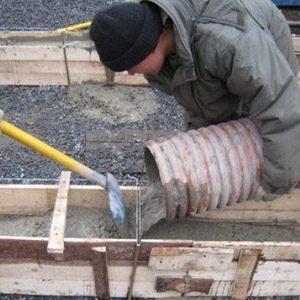 Готовим раствор для заливки фундамента — соотношение песка и цемента