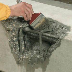 Ремонтные смеси и растворы для бетонных поверхностей