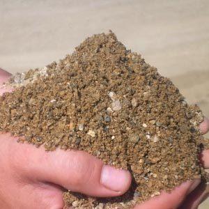 Обзор и описание песка крупных фракций