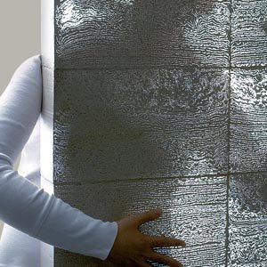 Что такое прозрачный бетон?