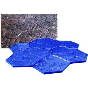 Что такое штампованный бетон?
