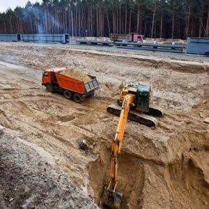 Количество тонн в кубе строительного песка