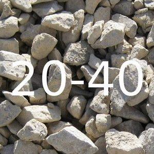 Щебень фракции 20-40 мм