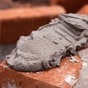 Сколько цемента расходуется на кубометр кладки кирпичных стен?