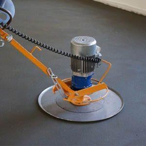 Для чего применяется железнение бетонных покрытий?