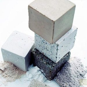 Из чего состоит цемент?