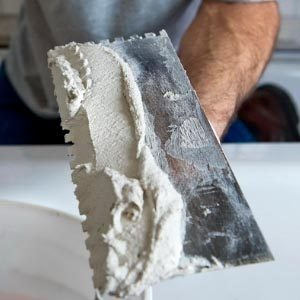 Теплоизоляционная штукатурка для фасадных и внутренних работ