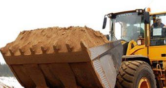 Стоимость 1 м3 песка для строительных работ